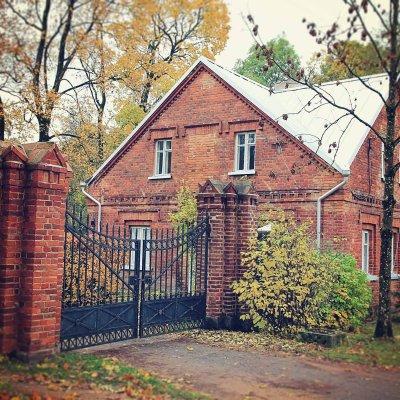 Fazanų prižiūrėtojo namas