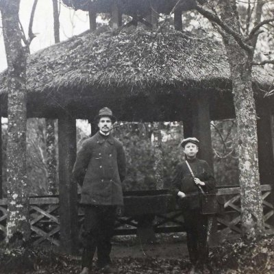 The hillock and the arbor (extinct object)
